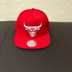 Chicago Bulls Mitchell & Ness Snapback